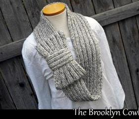 The Brooklyn Cowl kn..
