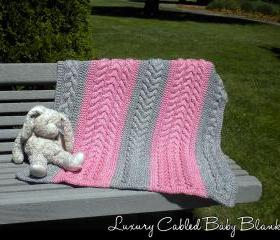 Luxury Cabled Baby B..