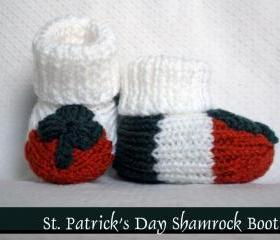 Irish Shamrock Baby ..