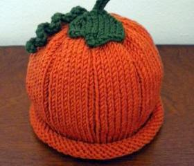 Perfect Pumpkin Hat ..