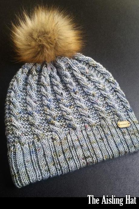 The Aisling Hat Knitting Pattern