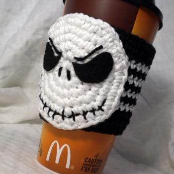 Night Skulls Coffee Cozy Pattern On Luulla