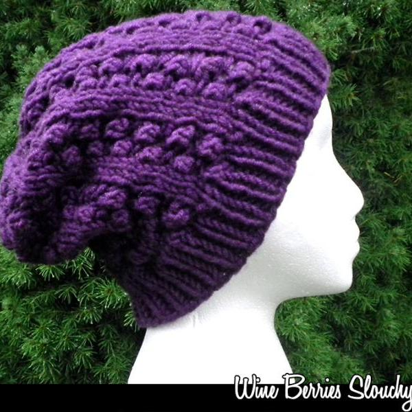 58c9e967709 Winter Rainbow Hat Knitting Pattern on Luulla