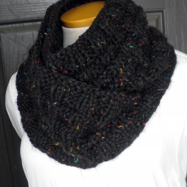 The Southampton Cowl Knitting Pattern